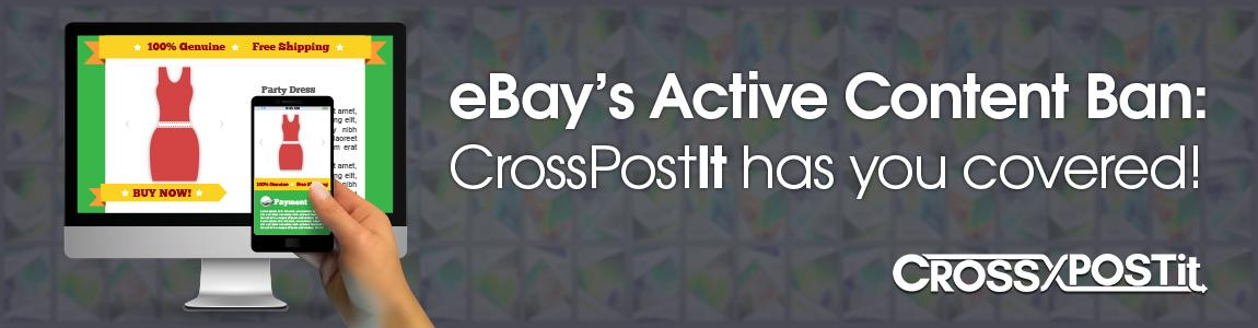 eBay's Active Content Ban